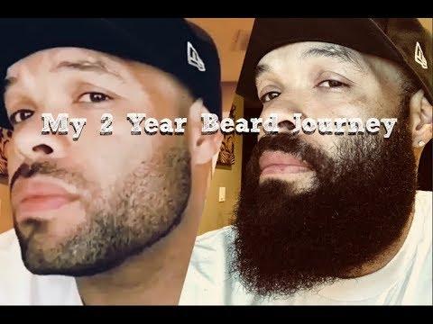 Beard oil - My 2 Year Beard Journey