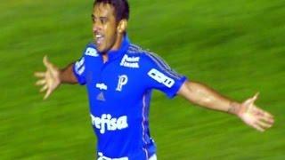 Curtam nossa página: http://www.facebook.com/LeandroSportsVideos PALMEIRAS GOLEIA VITÓRIA DA CONQUISTA E...