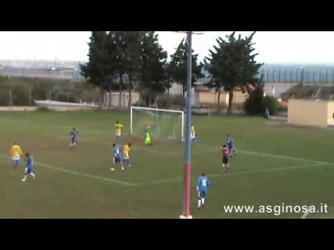Preview video <strong>MARUGGIO-GINOSA 1-3</strong>  Ginosa detta legge a Palagianello