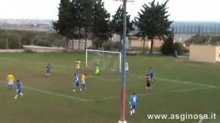 Preview video <strong>MARUGGIO-GINOSA 1-3</strong>  Ginosa detta legge a Palagianello