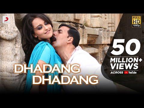 Dhadang Dhadang  — Official Full Song Video Rowdy Rathore Akshay Kumar, Sonakshi Sinha, Prabhudeva.