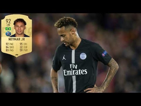 Neymar Jr FIFA 19 Review (Best Player In The Game!?!)