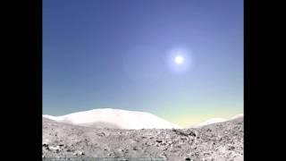Stellarium - вид на Юпитер со спутника