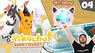 A SHINY I DIDNT EXPECT!! Pokémon Let's Go Pikachu Shiny Quest Let's Play! Episode 4 by aDrive