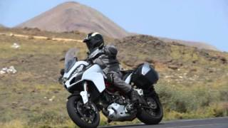 5. 2015 Ducati Multistrada 1200 and 1200 S - Has the Adventure Touring competition caught up to Ducati?