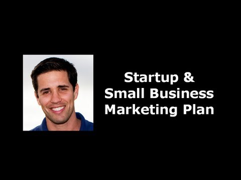 Startup & Small Business Marketing Plan