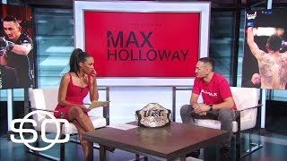 Nonton Max Holloway Excited To Fight Jose Aldo At Ufc 212   Sportscenter   Espn Film Subtitle Indonesia Streaming Movie Download