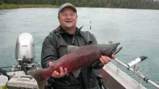 Fishing with the Last Frontiersman - slideshow
