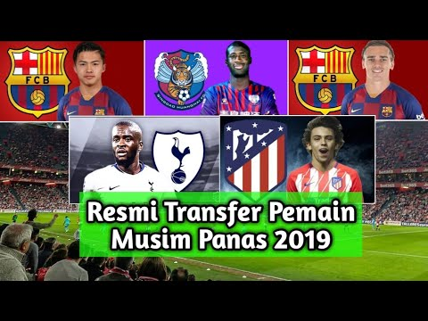 UPDATE Transfer Pemain Top Musim Panas 2019/2020 - Part 6