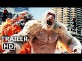 foto RАMPAGE Official Trailer (2018) Dwayne Johnson, Giant Ape Action Movie HD