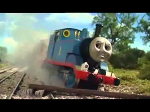 Episodio del cartone Thomas the Ladybird, thomas e il deragliamento, episodio in lingua inglese Trenino Thomas video Il cartone di […]