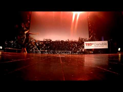 Dancing with AI - Valencia James - TEDxDanubia