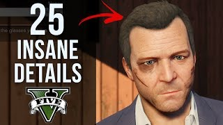Video 25 INSANE Details in GTA V MP3, 3GP, MP4, WEBM, AVI, FLV Agustus 2019