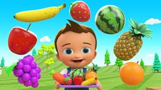 Video Learn Colors & Fruits Names  for Children with Little Baby Fun Play Cutting Fruits Toy Train 3D Kids MP3, 3GP, MP4, WEBM, AVI, FLV April 2019