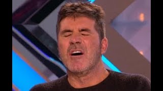 Video UNBELIEVABLE! She Is Changing Clothes In Front of Everyone! (Simon Falling a Sleep) | X Factor UK MP3, 3GP, MP4, WEBM, AVI, FLV Maret 2019