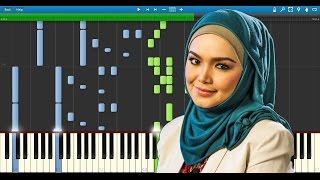 Siti Nurhaliza - Kurik Kundi (Advanced Solo Piano)