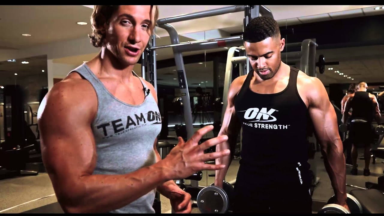 Gold Standard Training Guide: Arms