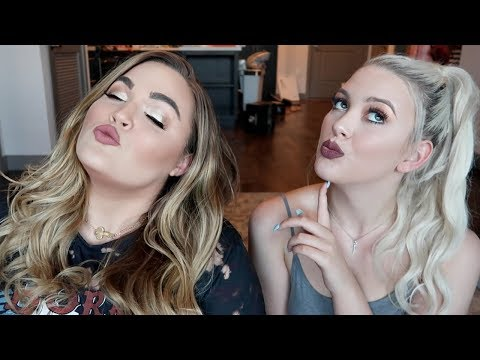 Everyday Makeup Routine 2018 ♡ Loey Lane & Hailey Reese