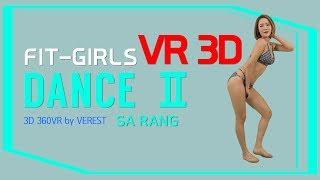 [8k 3D 360 VR] Sarang bikini dance show