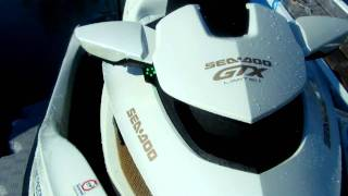 4. Light kit to 2011 SeaDoo GTX 260 iS Limited