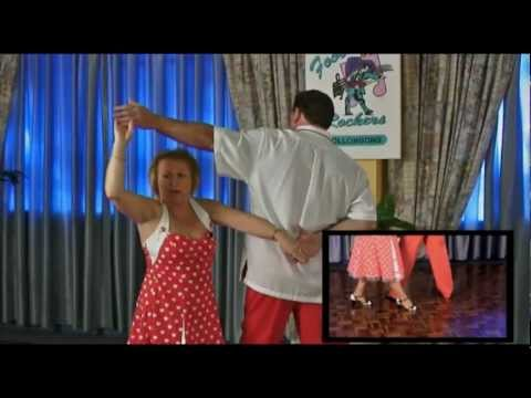 50's Rock n' Roll Dance - Another Free Lesson I - Footloose DVD.