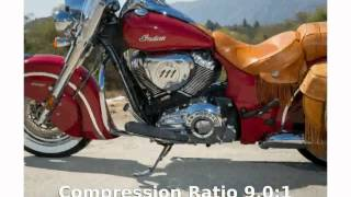 7. [traciada] Indian Chief Vintage Specification & Details