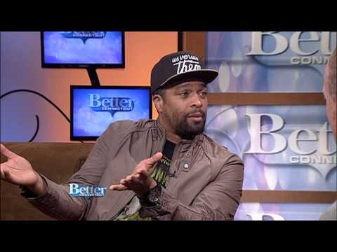 Comedian DeRay Davis from October 4, 2013.
