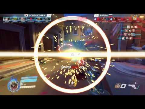 2016 鬥陣特攻世界賽 冠軍賽 韓國 vs 俄羅斯 Game3 多拉多