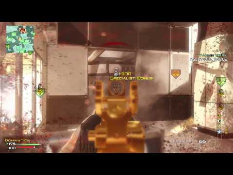 MW3: 62 Second Terminal MOAB - World's Fastest? Video