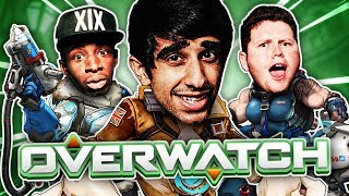 We play some Overwatch 3v3 Elimination. Enjoy! More Overwatch videos on: http://www.youtube.com/VikkstarPlays Follow me on ...