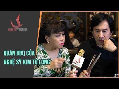 NMAVVN | Cùng VIệt Hương ăn quán BBQ của Nghệ Sỹ Kim Tử Long - Thời lượng: 30:41.