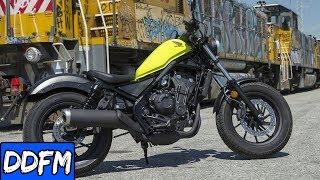 8. My Favorite Beginner Cruiser Motorcycle + Q/A