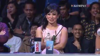 Video David: Tukang Ojeg Banyak Gaya (SUCI 4 Show 13) MP3, 3GP, MP4, WEBM, AVI, FLV Mei 2019