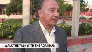 Walk the Talk with His Highness Aga Khan