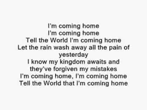 I'm Coming Home- P Diddy With Lyrics