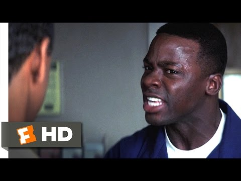 Antwone Fisher (1/3) Movie CLIP - Antwone Makes a Scene (2002) HD