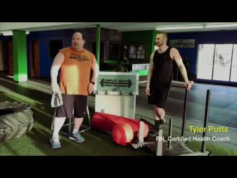 Losing Randy: Episode 2- A bumpy, humbling fitness health diet journey