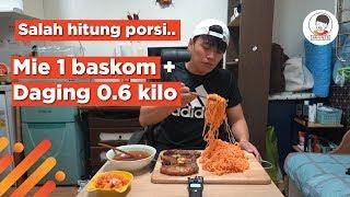 Video HABIS GAK NEH!?? KORBEK + MIE DINGIN MP3, 3GP, MP4, WEBM, AVI, FLV Februari 2019