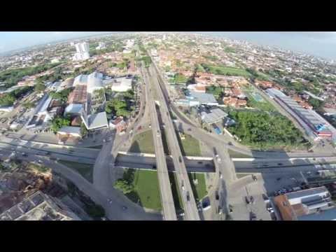 Fotos y Videos Aereos de Santa Cruz parte III, Bolivia con Drone Modelo 3 DJI S1100