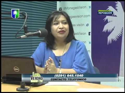 Ernesto Luna en La verdad Radio tv