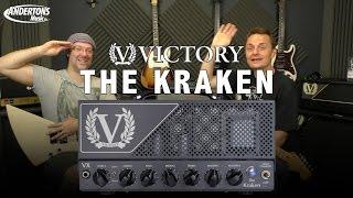 6. Victory Kraken Amp Demo - Can it do stuff that isn't metal?