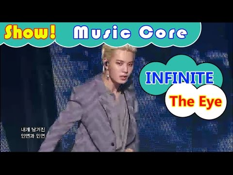 [HOT] INFINITE - The Eye, 인피니트 - 태풍 Show Music Core 20161015