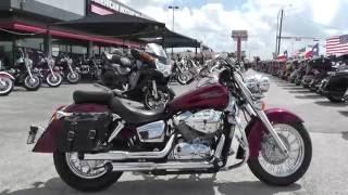 8. 010501 - 2004 Honda Shadow Aero VT750C4 - Used motorcycles for sale