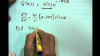 Mod-02 Lec-08 Interference Experiment&The Particle In A Box Problem