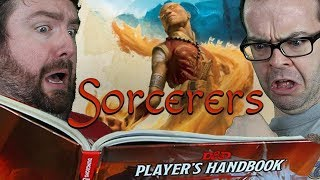 Sorcerers: Classes in 5e Dungeons & Dragons - Web DM