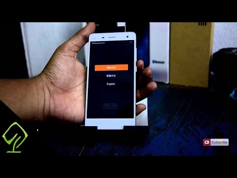 How to enter Fastboot mode and Recovery Mode on Xiaomi MI4