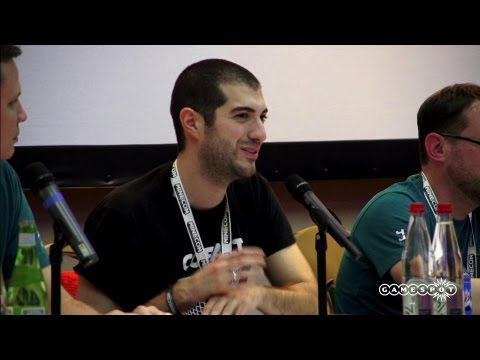 Meet the XBLA Team - MineCon 2012