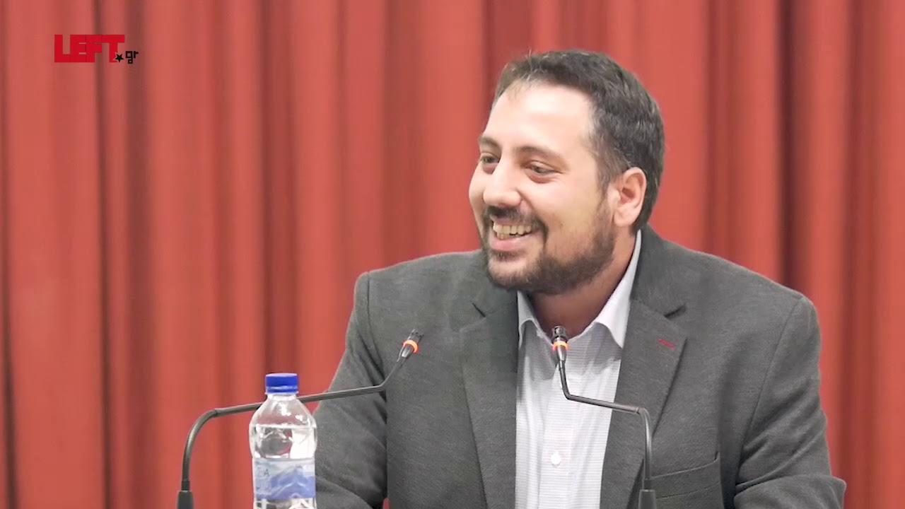 Υποψήφιος Δήμαρχος Ιλίου – Κώστας Κάβουρας