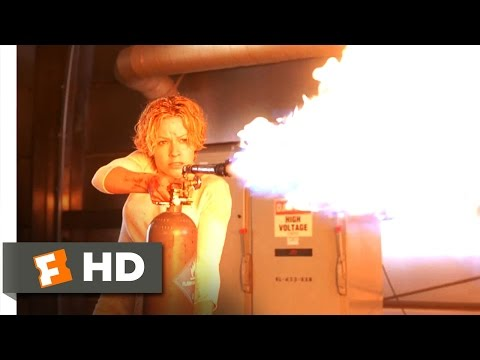 Hollow Man (2000) - I'll Show You God Scene (8/10) | Movieclips