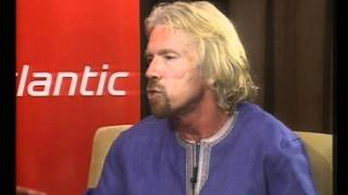GOOD EVENING GHANA - RICHARD BRANSON INTERVIEW